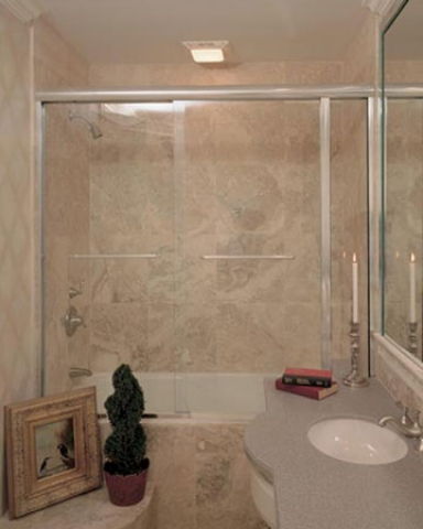 2 Signature Frameless  Bypass Shower Enclosure