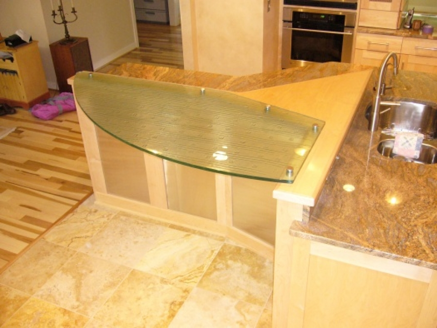 How to Care for Glass Countertops